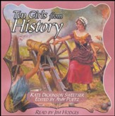 Ten Girls from History MP3 Audio CD