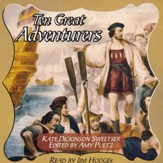 Ten Great Adventurers MP3 Audio CD