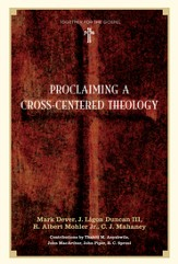 Proclaiming a Cross-centered Theology - eBook
