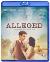Alleged, Blu-ray