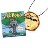 TreeHouse Name Badge/Lanyard/CD Sets, pack of 10