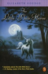 The Little White Horse - eBook
