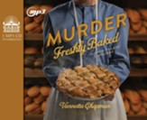 Murder Freshly Baked - unabridged audio book on MP3 CD