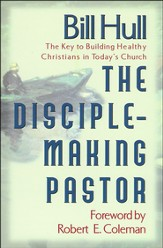 Disciple-Making Pastor, Slightly Imperfect