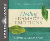 Healing for Damaged Emotions - unabridged audio book on CD