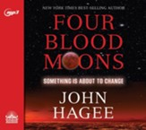 Four Blood Moons - unabridged audio book on MP3-CD