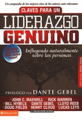 Claves para un liderazgo genuino, Keys to Genuine Leadership