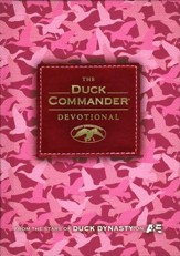 The Duck Commander Devotional, Pink