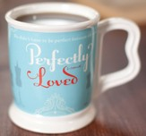 Perfectly Loved Mug, Heart to Heart Collection