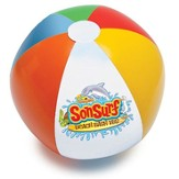 SonSurf Jumbo Beach Ball, 4 Feet