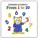 Richard Scarry's From 1 to 10 - Slightly Imperfect