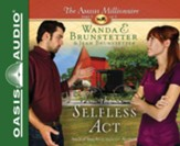 #6: The Selfless Act - unabridged audio book on CD