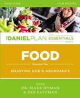 Food Study Guide: Enjoying God's Abundance - eBook
