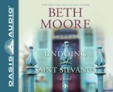 The Undoing of Saint Silvanus - unabridged audio book on CD