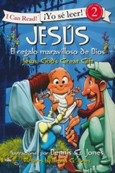 Jesús gran regalo de Dios, Jesus, God's Great Gift