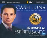 En Honor al Espíritu Santo, Audiolibro  (In Honor of the Holy Spirit, Audiobook)