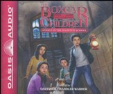 Hidden in the Haunted School - unabridged audio book on CD