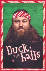 Willie, Duck Dynasty, Christmas Cards, Box of 16