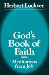 God's Book of Faith: Meditations from Job