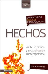 Comentario Bíblico con Aplicación NVI: Hechos  (The NIV Application Commentary Series: Acts)