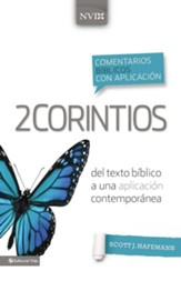 Comentario Bíblico con Aplicación NVI: 2 Corintios  (NIV Application Commentary Series: 2 Corinthians)