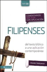 Comentario Biblico con Aplicacion NVI: Filipenses, eLibro  (NIV Application Commentary Series: Philippians, eBook)