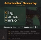 Scourby KJV Complete Bible Audio MP3 CD