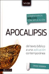 Comentario Bíblico con Aplicación NVI: Apocalipsis  (NIV Application Commentary Series: Revelation)