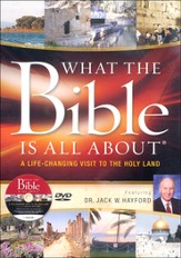 What the Bible Is All About: A Life-Changing Visit to the Holy Land--DVD