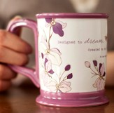 Everything Beautiful Pillar Mug, Ecclesiastes 3:11