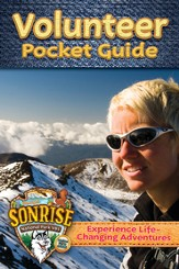 Volunteer Pocket Guides, pack of 10