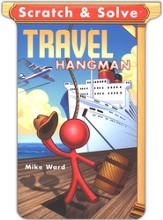 Scratch & Solve Travel Hangman