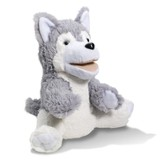 Harley the Huskey Puppet