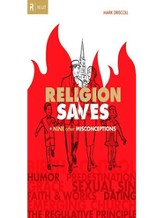 Religion Saves: And Nine Other Misconceptions - eBook