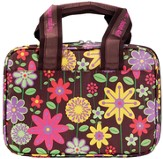 Floral Handbag Bible Cover, Large