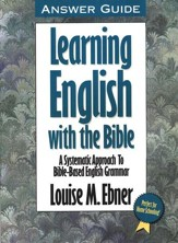 Learning English with the Bible - Answer Guide