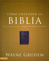 Cómo Entender La Biblia  (Making Sense of the Bible)