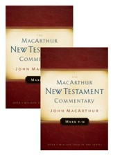 Mark 1-16 MacArthur New Testament Commentary Two Volume Set / Digital original - eBook