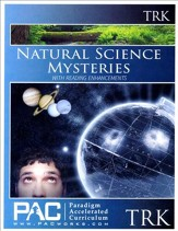 Natural Science Mysteries Teacher's Guide with CD-ROM