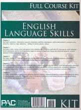 English 1: Language Skills--Full Course Kit