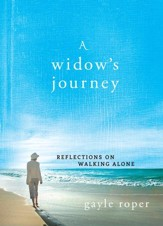 Widow's Journey, A: Reflections on Walking Alone - eBook