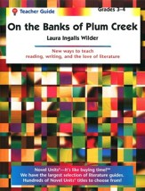On the Banks of Plum Creek, Novel Units Teacher's Guide, Gr. 3-4