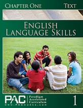 PAC English I: Language Skills Teacher's Resource Kit