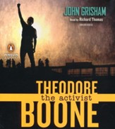 #4: Theodore Boone: The Activist Audio CD