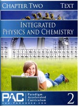 Integrated Physics & Chemistry Student Text, Chapter 2