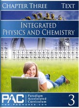 Integrated Physics and Chemistry Student Text, Chapter 3