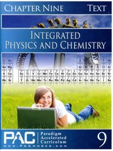 Integrated Physics & Chemistry Student Text, Chapter 9
