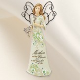 Mothers are Like Flowers, Angel Figurine