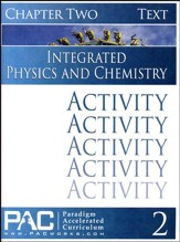 Integrated Physics and Chemistry Activity Booklet, Chapter 2