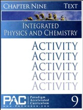 Integrated Physics and Chemistry Activity Booklet, Chapter 9